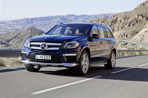 2013 Mercedesbenz Gl Class First Drive And Video Road Test