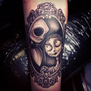Top 10 Nightmare Before Christmas Tattoos | Fandomania