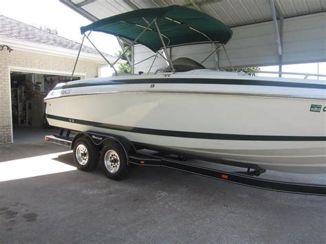 Cobalt Boats In Oklahoma by 1998 Cobalt 25 Ls Deck Boat Powerboat For Sale In Oklahoma