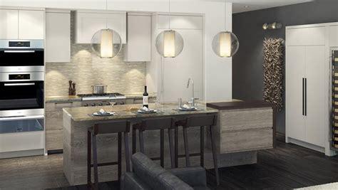 cuisines integrees design et conception de cuisines moderne sur mesure