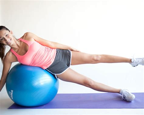 stability ball exercises surge fitness jersey city