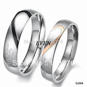 Matching wedding rings for men and women reviews online for Men and women matching wedding rings