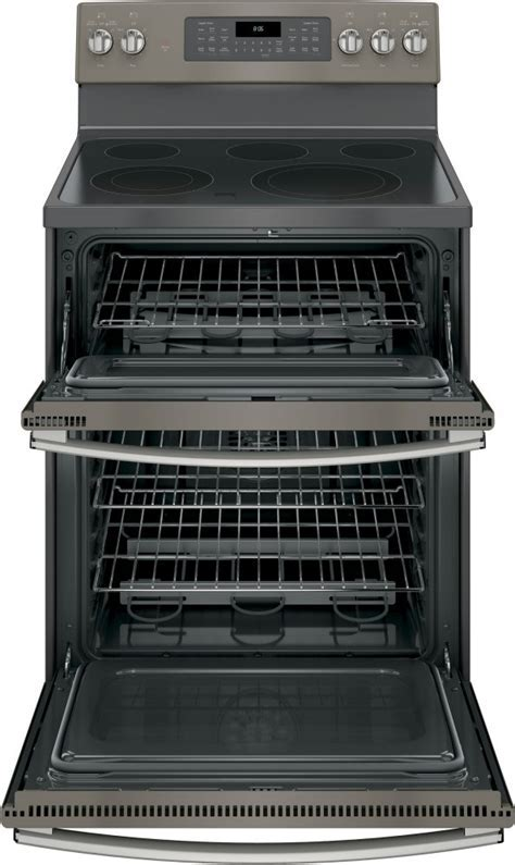 "JB860EJES   GE 30"" Freestanding Electric Double Oven"