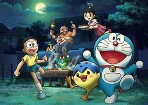Doraemon Nobita And The Steel Troops Title Song (Aata Nahi ...