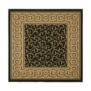 safavieh cy6014 46 courtyard indoor outdoor area rug