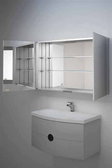 jasmin  illuminated bathroom mirror cabinet  ebay