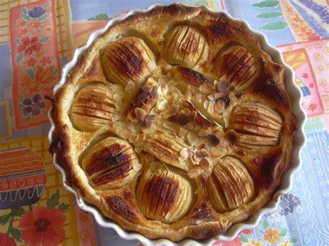 cuisine normande traditionnelle tarte normande aux pommes cuisine plurielles fr