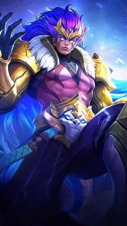 Legends Mobile Badang 4k Skin Zodiac Leo
