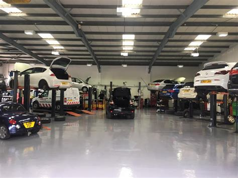 Service Auto Garage by Eac Telford Mot Service Garage Mot Test Servicing