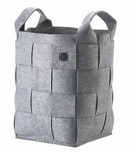 Panier A Linge Noir : laundry basket in beige fabric wash it ~ Teatrodelosmanantiales.com Idées de Décoration