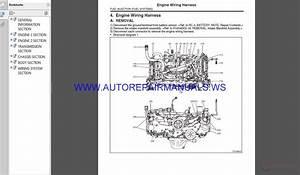Subaru Legacy B15 2015 Service Manual