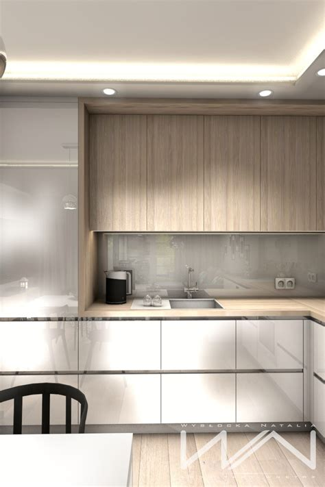 cabinets for kitchen remodel project 60m2 apartment gdynia wiczlino part 2 on behance 5076