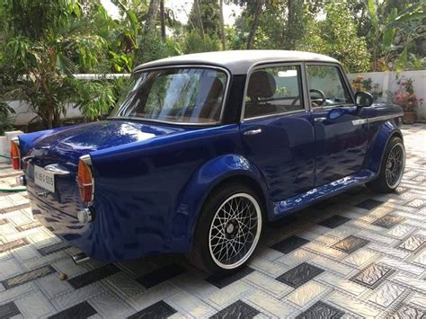 This modified Premier Padmini is undoubtedly one of India ...
