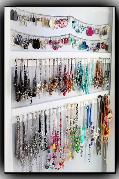 Organizer Jewelry Diy Earring Simple Storage Holder