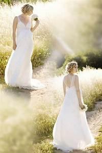Robe De Mariage Champetre : robe de mari e pour femme enceinte dos d collet pour mariage champ tre ~ Preciouscoupons.com Idées de Décoration