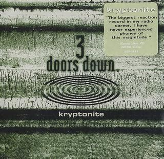 three doors kryptonite kryptonite 3 doors song