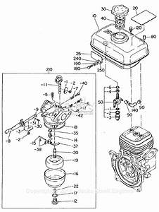 Robin  Subaru Ec08 Parts Diagram For Fuel  Lubricant  For D