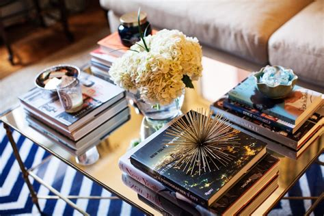 5 Coffee Table Styling Tricks To Refresh Your Living Room