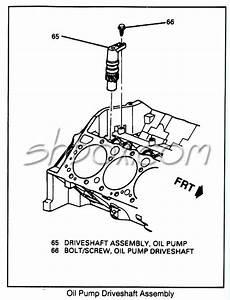 Lt1 Oil Pump Drive