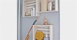 etageres de salle de bain en palette With good pour salle de jeux 2 idees deco recuperer une palette pour en faire une