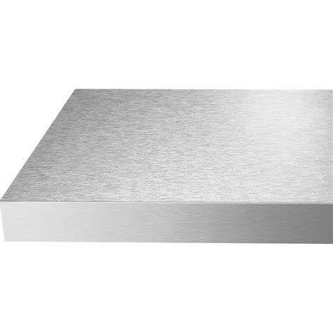 plan de travail inox leroy merlin chant de plan de travail stratifi 233 fa 231 on inox mat l 500 l 4 5 cm ep 1 mm leroy merlin