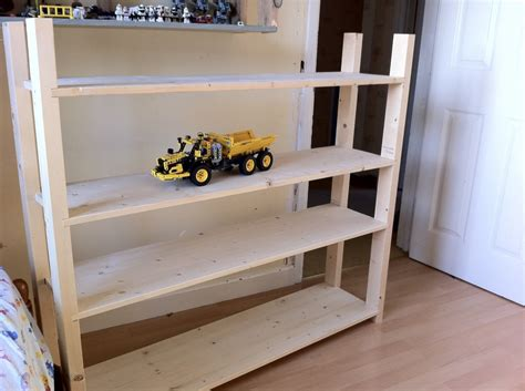 router  simple strong shelves