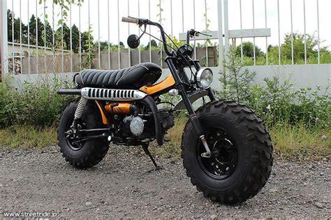 Suzuki Rv90 by Sure Suzuki Rv90 Vanvan 05 Custom Motorcycles