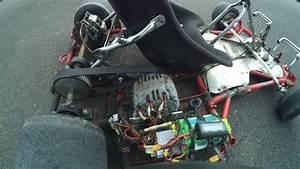 teste du karting electrique avec un alternateur de voiture With faire son schema electrique maison