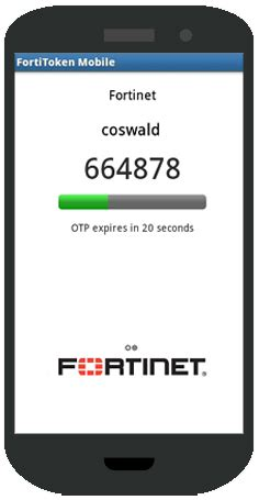 two factor authentication with fortitoken mobile fortinet cookbook