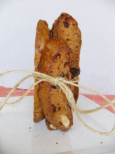 I have compiled an alphabetic list of biscotti by flavor or ingredient. Cranberry Apricot Biscotti : Almond Apricot Biscotti ...