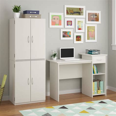 Mainstays Student Desk Finishes by Mainstays Student Desk Finishes Whitevan