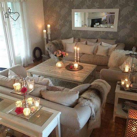 Wohnzimmer Gemütlich Ideen