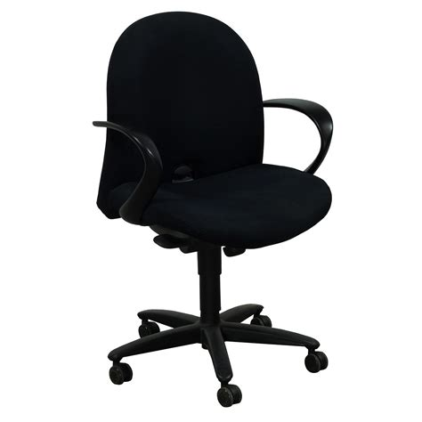 Haworth Office Chairs Used by Haworth Accolade Used Task Chair Black National Office