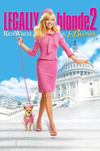 Amazon.com: Legally Blonde 2: Red, White & Blonde: Reese