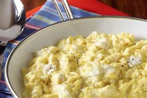 Savory Scrambled Eggs Recipe - Kraft Recipes