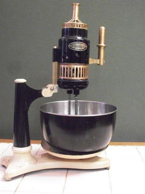 ot vintage kitchen mixer converted  machine tool