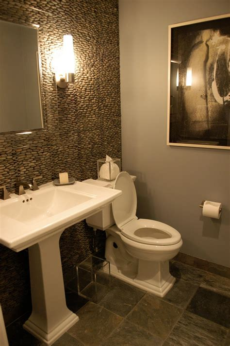 Tiny Powder Rooms  Joy Studio Design Gallery  Best Design