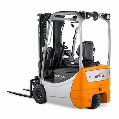 Rx Still Forklift Stapler Rx50 Electric Canarias