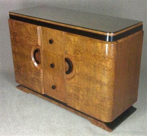 Deco Sideboards by Deco Walnut Sideboard 231082