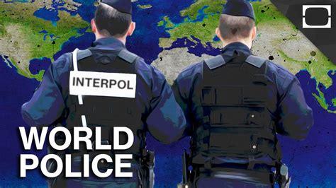Interpol Police