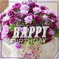Pin by Ms Edd Pen on Birthday-floral | Happy birthday ...