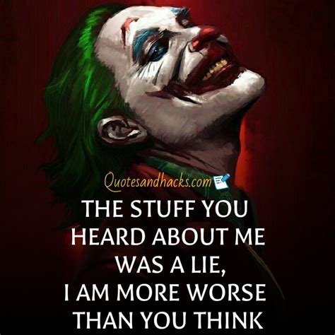 joker quotes  life quotes  hacks