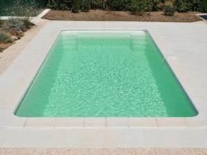 Piscine Enterrée Coque : piscine enterr e coque cancun classic coloris beige sans ~ Melissatoandfro.com Idées de Décoration
