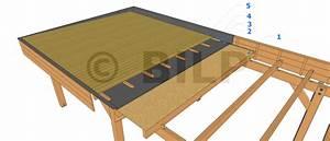 étanchéité Terrasse Carrelée : tanch it terrasse bois etancheite toiture solin ~ Premium-room.com Idées de Décoration