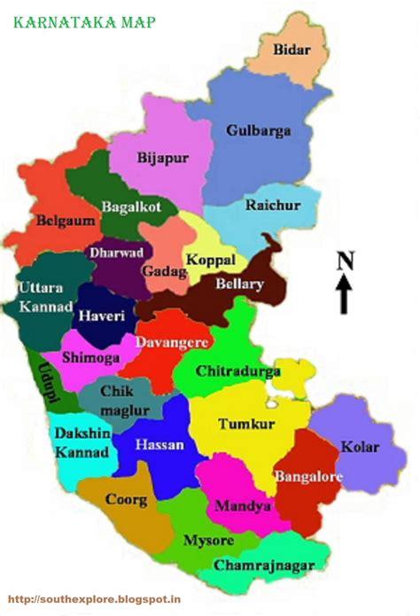 maps south india tourism
