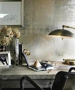 Metallic Farbe Wand : wandfarbe silber ist wie licht innerhalb der innendesigngestaltung ~ Sanjose-hotels-ca.com Haus und Dekorationen
