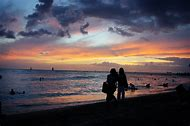 Sunset Beach Oahu Hawaii Waikiki