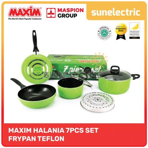 See more of teflon maxim anti lengket. Merawat Teflon Maxim - Daftar Harga Maxim Valentino Deep ...