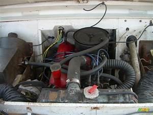 1967 International Scout 800 Soft Top 4 Cylinder Engine