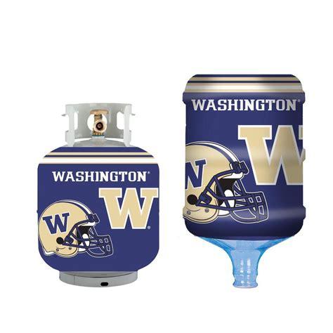 bottle skinz washington huskies propane tank cover gal